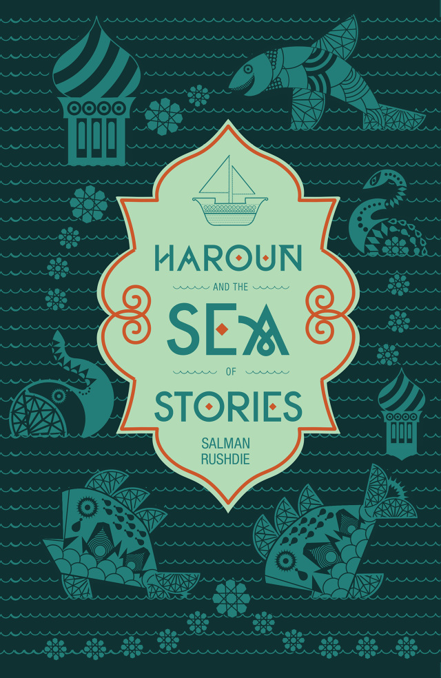 haroun and the sea of stories Haroun and the sea of stories an opera by charles wuorinen based on the novel by salman rushdie libretto by james fenton ©james fenton agent: pat kavanagh.