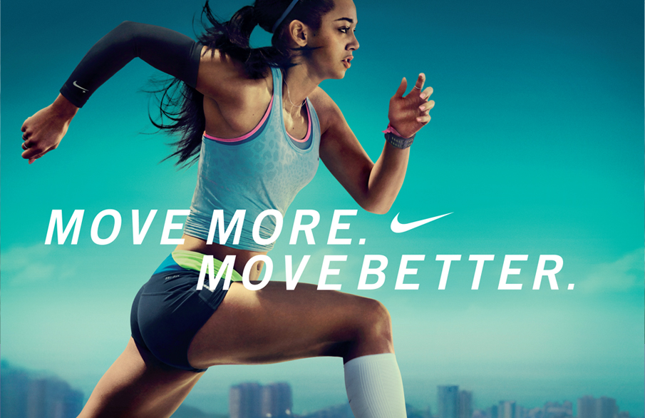 nike  u2013 campaign roll outs