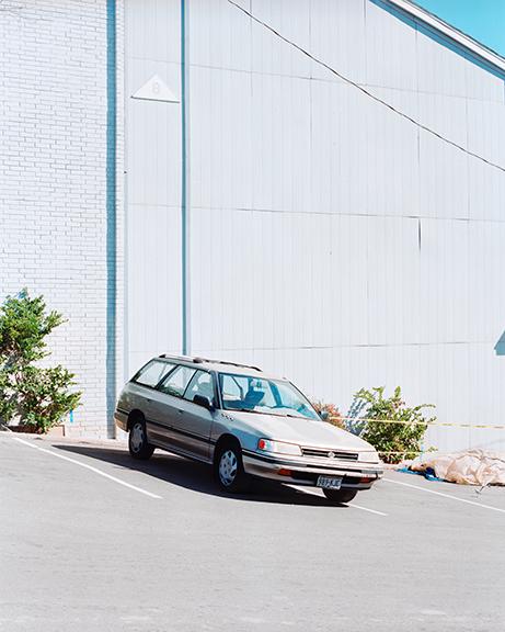 Tilting Car - Rolando Sepulveda